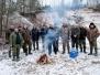 2016-12-18 Polowanie wigilijne w Czajce Jedwabne