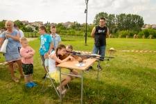 Relacja Z Majowego Festynu Rodzinnego W Parafii Andrzeja Boboli W