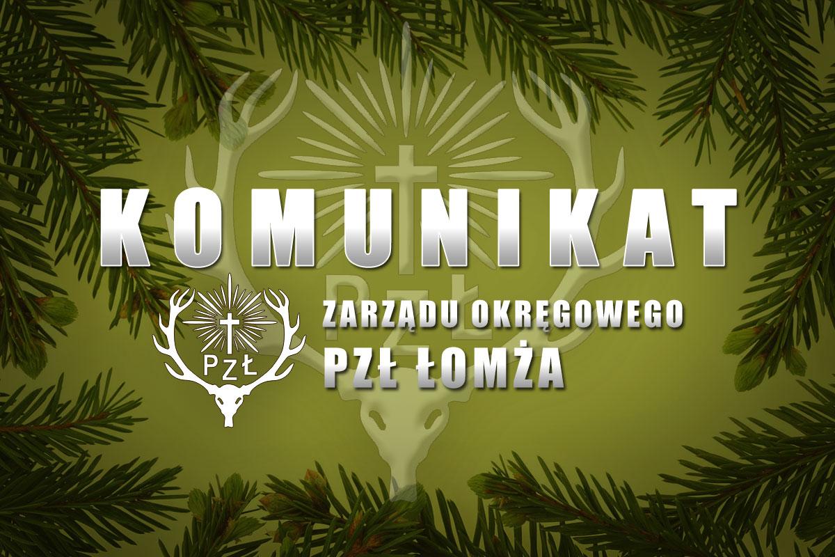 Zaproszenie Na Hubertusa W Grabowie 2016 Pzł łomża